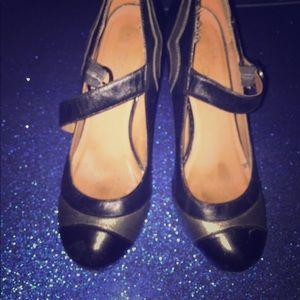 Leather ALDO Mary Jane Heels